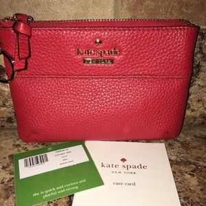 Kate Spade Wallet Key Fob